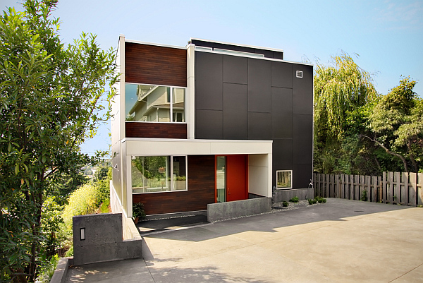 Modern Backyard House – Shed Architecture 1 – Decoist