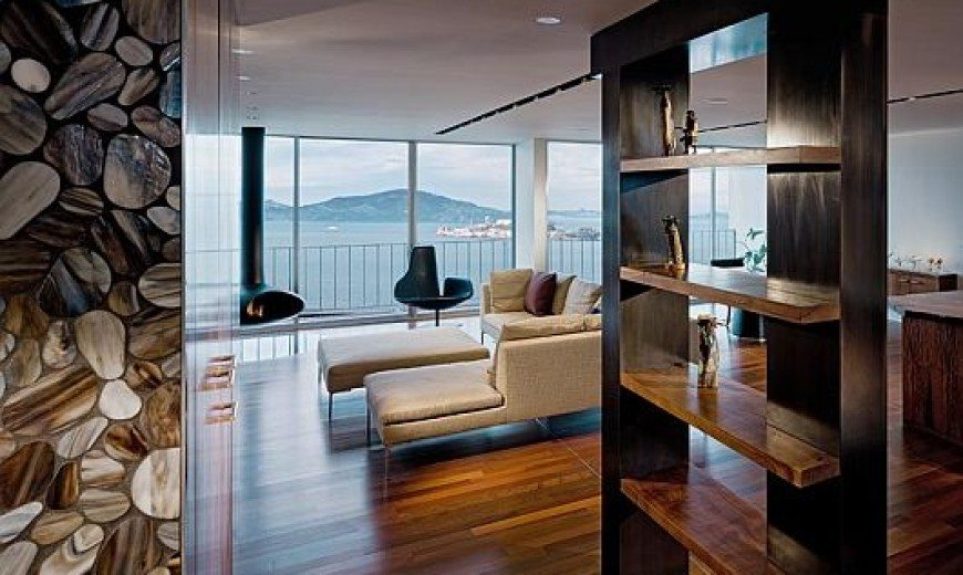 Lavish Ludwing Penthouse Redesign For More Elegance