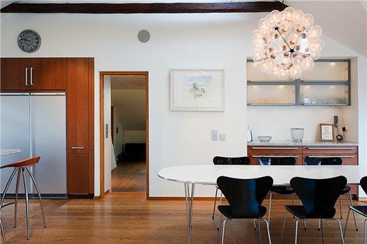 Modern Penthouse Decoration