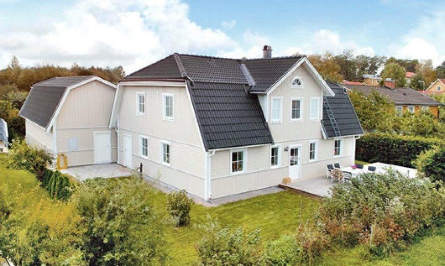 Scandinavian Inspiration: Contemporary Residence in Sweden