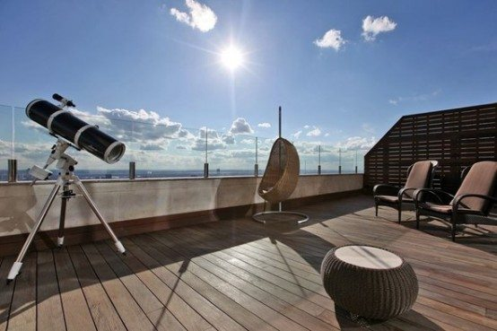 Luxury penthouse apartment Moscow 4