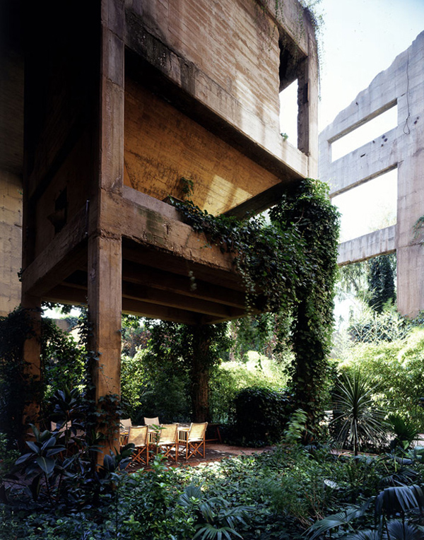 ricardo bofill converted cement factory (8)