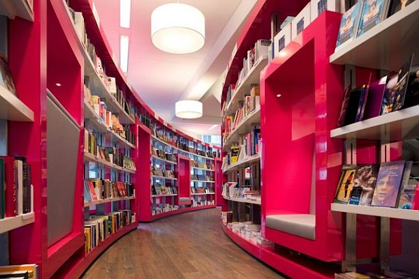 Paagman Book Store by CUBE Architects 1