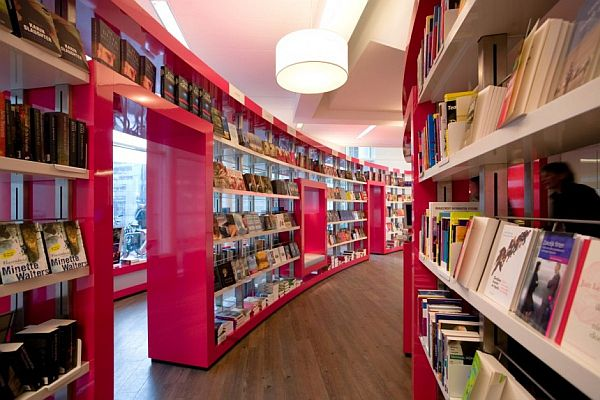 Paagman Book Store by CUBE Architects 3