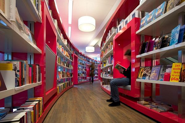 Paagman Book Store by CUBE Architects 5