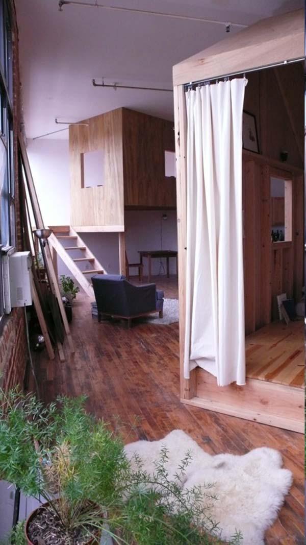 Cabin Loft in Brooklyn (3)