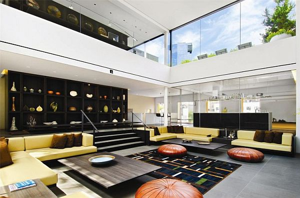 Contemporary Penthouse in SOHO 1