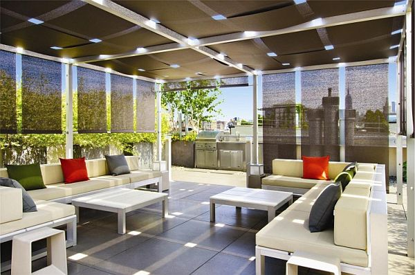 Contemporary Penthouse in SOHO 6