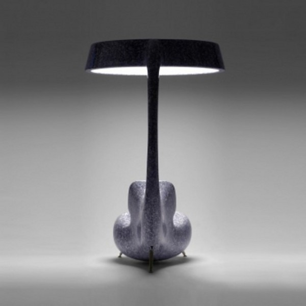 Anglerfish Chair With A Big Lamp 4