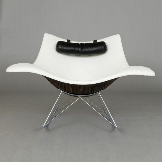 Contemporary Version of a Rocking Chair 1