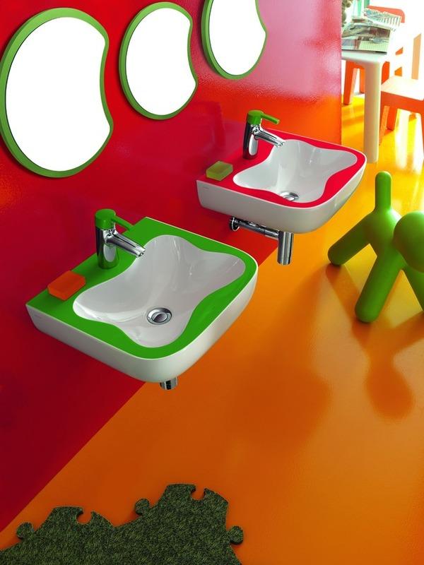 Florakids Bathroom by Laufen 1