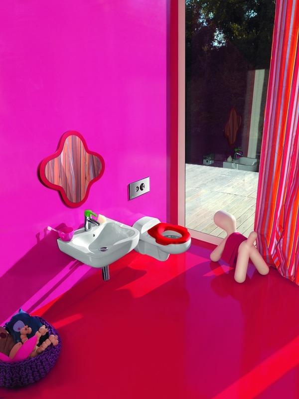 Florakids Bathroom by Laufen 12