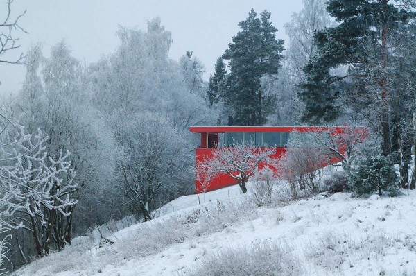 Red House by JVA 1