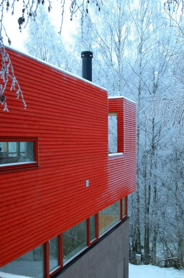 Red House by JVA 2