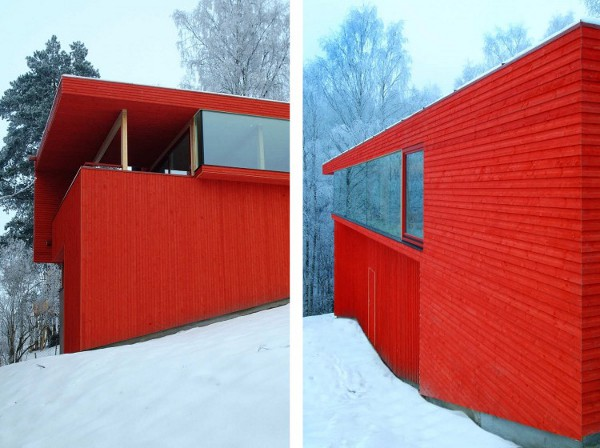 Red House by JVA 7