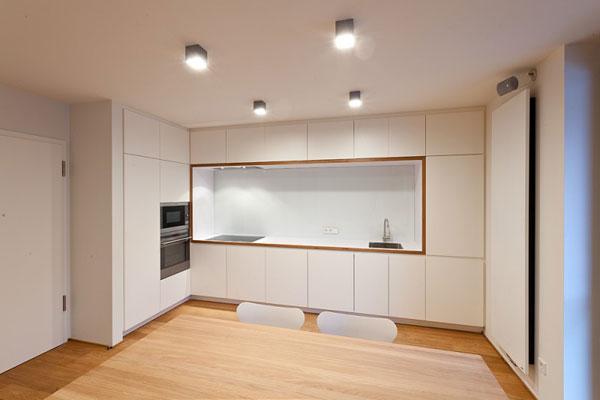 Contemporary Apartment from Metaform 8