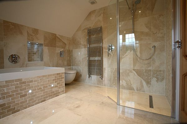Contemporary Wet Rooms