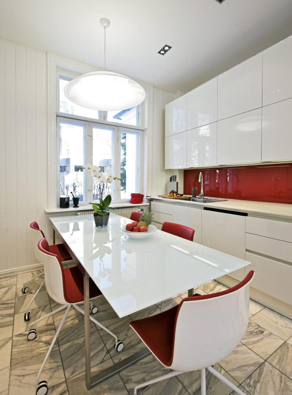 Italian Kitchen Design in Oslo (6)