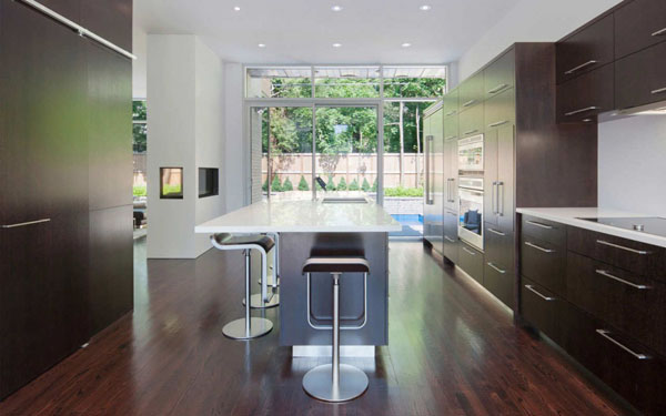 Contemporary Fraser Residence in Westboro Village 4