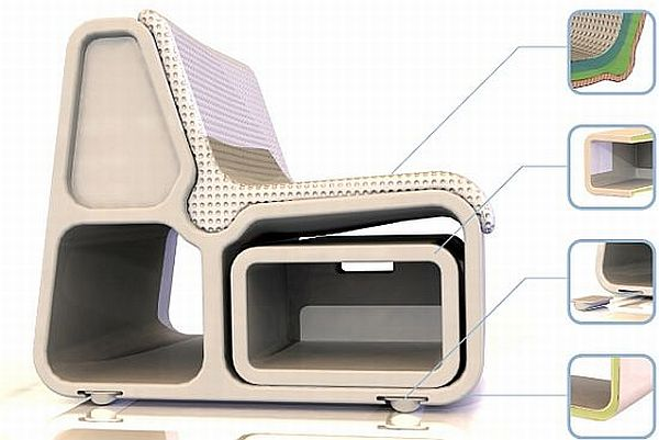 M-Cube next gen furniture