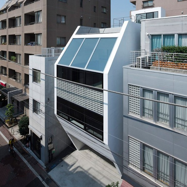 Ravine Project Duplex Residence 2