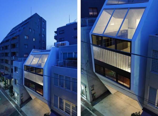 Ravine Project Duplex Residence 4