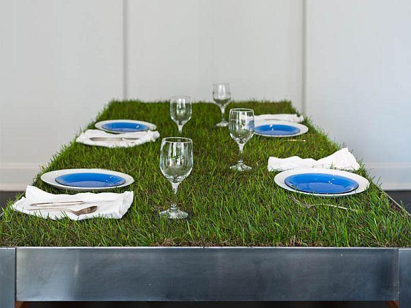 picNYC Real Grass Table 4