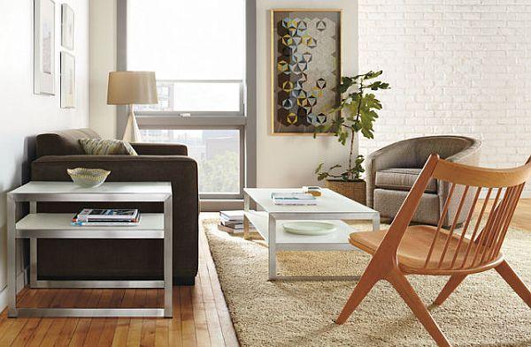 Oskar Lounge Chair – sculpted wood 1