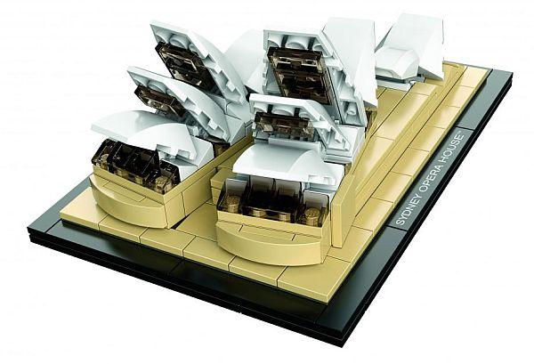 Sydney Opera House LEGO 2