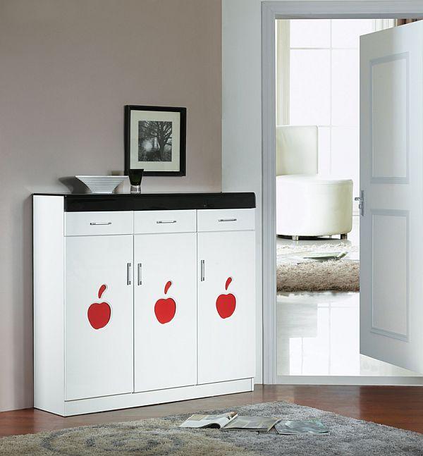 shoe cabinet design idea