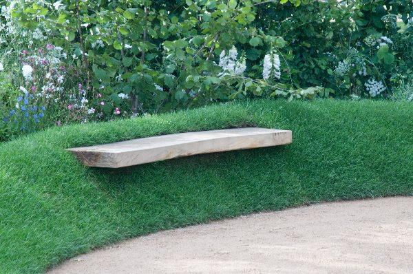 Concrete Slab Seating