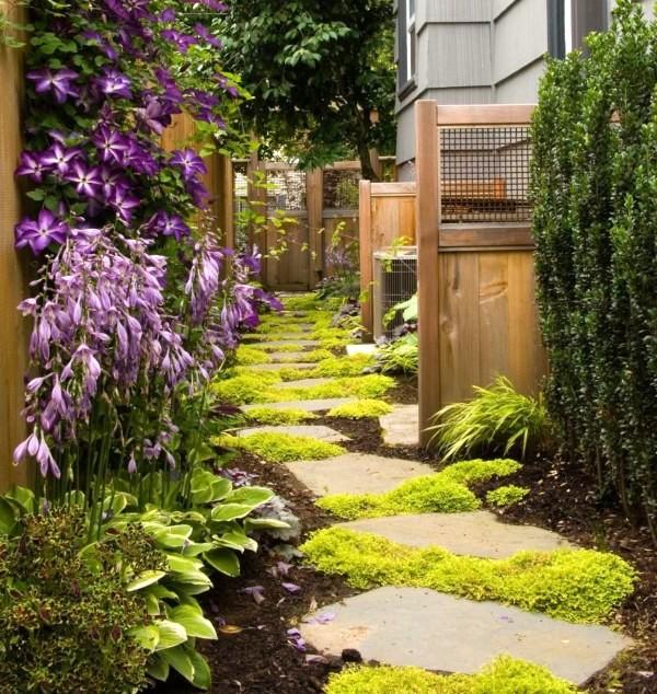 Garden Footpath