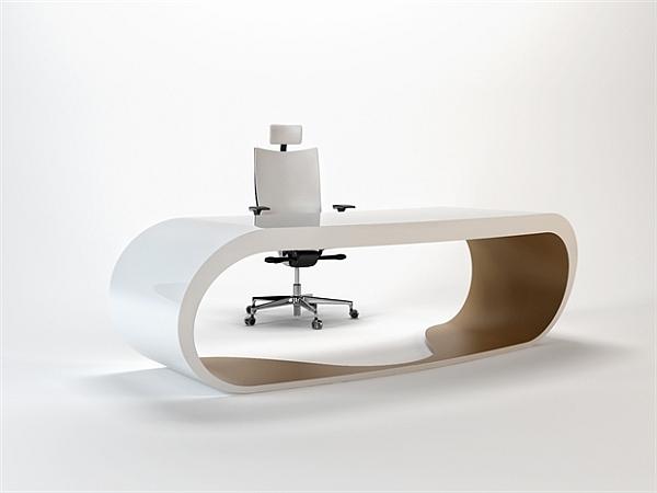 Goggle Office Desks beige