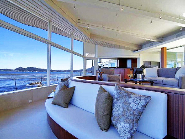 beach house with amazing views