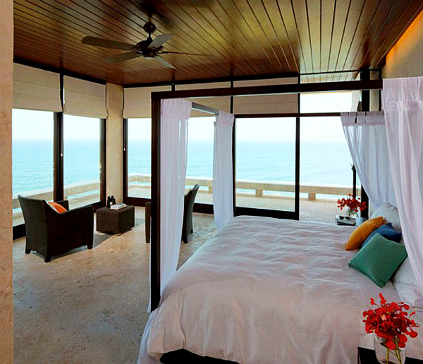 cozy beach house bedroom decorating ideas
