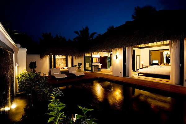 maldives beach house decoration ideas