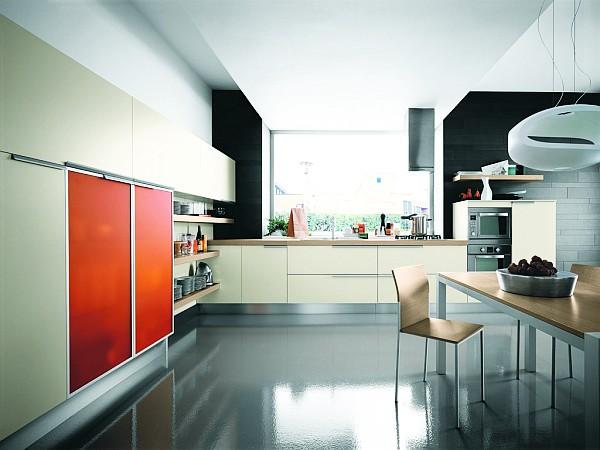 ultra modern kitchen lighting