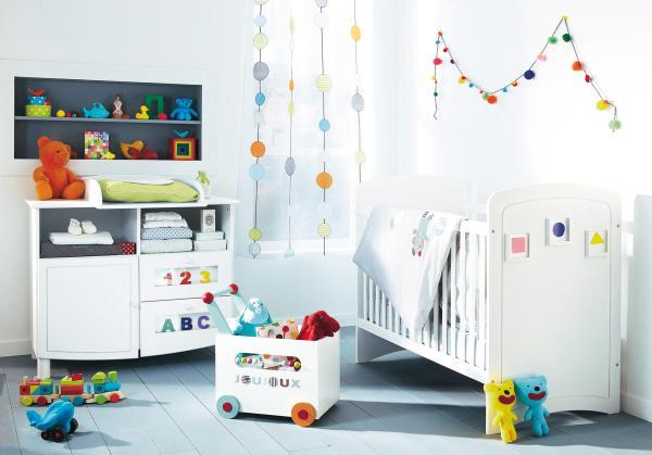 Vertbaudet Colorful Nursery