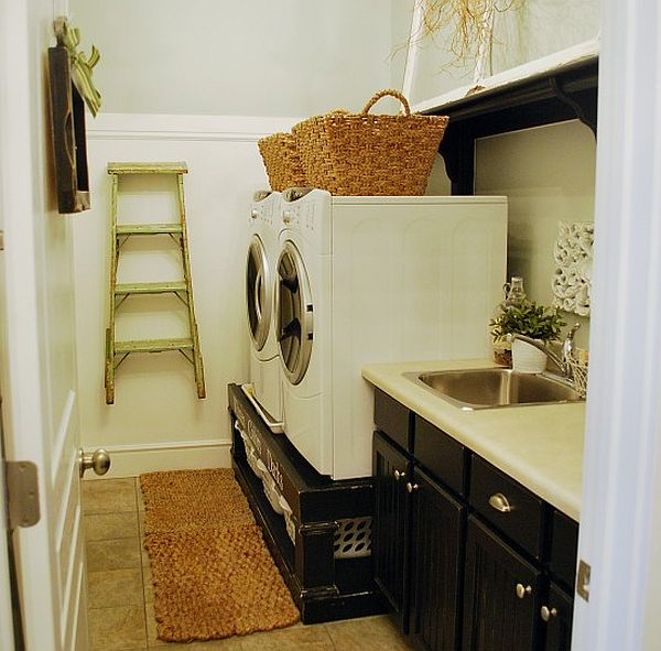 laundry room baskets