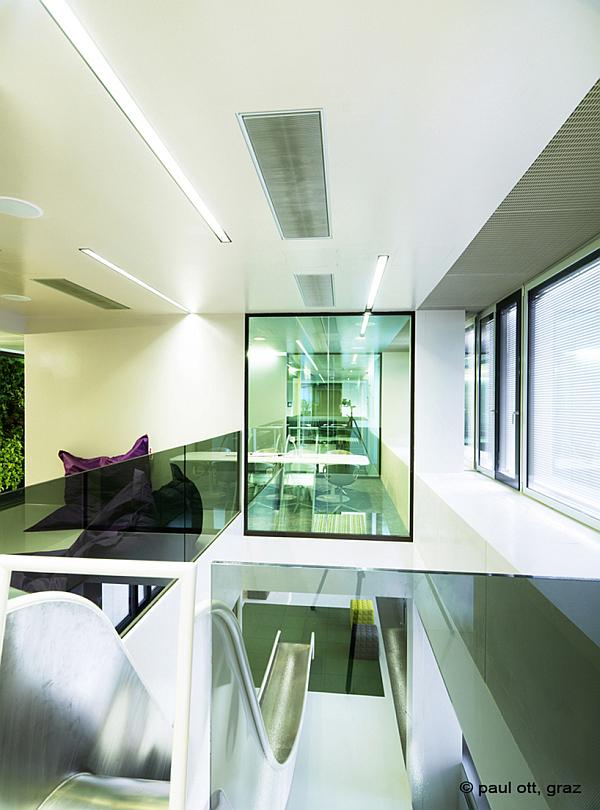 Microsoft Vienna HQ – office design 6