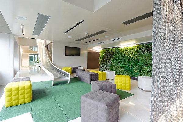 Microsoft Vienna HQ – office design 7