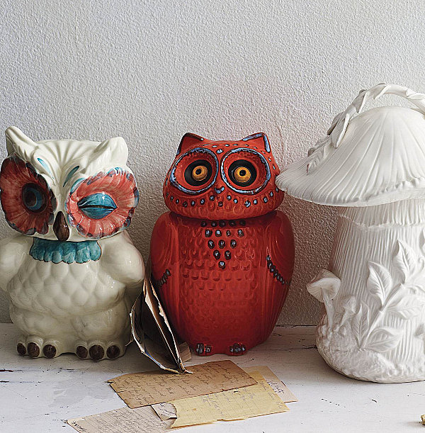 owl canisters