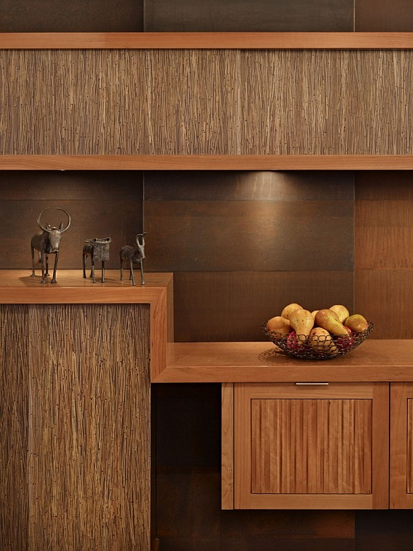 Lake Forest Park Renovation – wooden cabinets