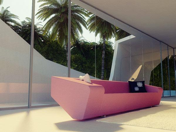 Wave House – Minimalist summer getaway 12