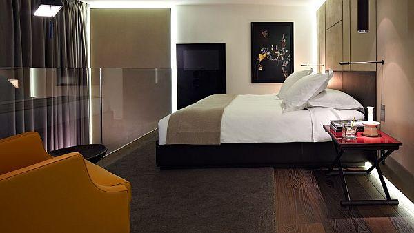 Conservatorium Hotel Amsterdam – stunning hotel room design