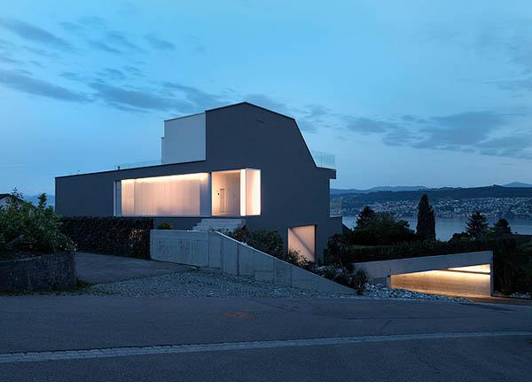 Glass Contemporary Feldbalz House – 3