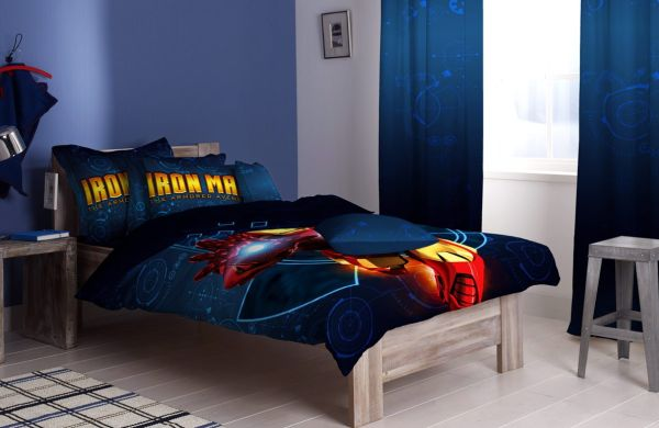 Iron Man Sheets for those young at heart