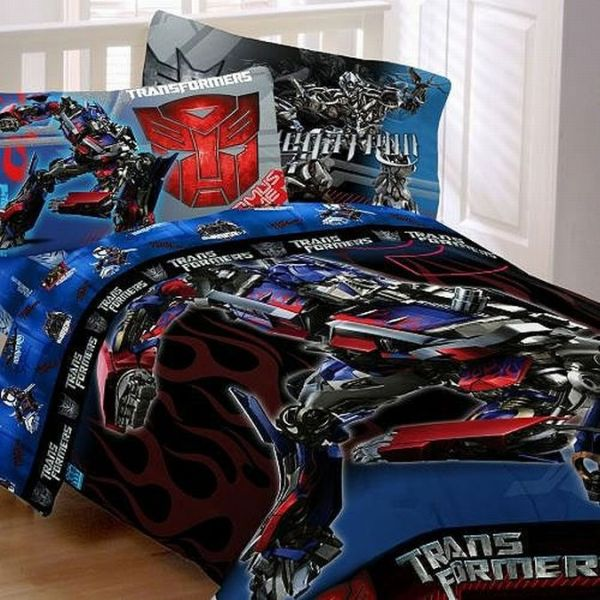 Transformers Cottn Bedding Set