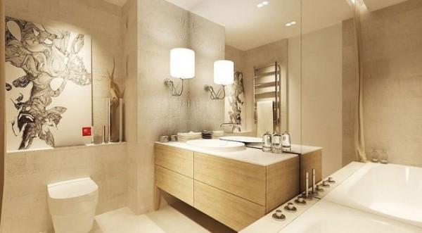 cream bathroom decorating design ideas