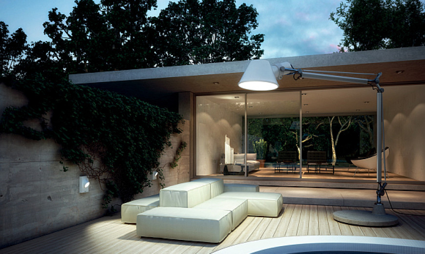 10 Garden & Outdoor Lamps to Light Your Patio
